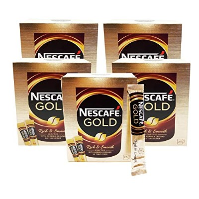 NESCAFE Gold Rich & Smooth Taste Crafted With Arabica Ground Coffee Beans 10 Times Finer Instant...