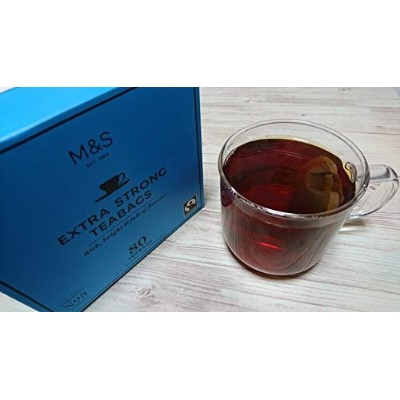 Marks & Spencer Extra Strong 80 Teabags 250g