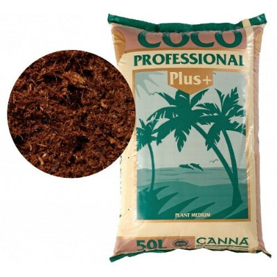 Canna COCO Professional 50L (キャナ・ココプロフェッショナル)ココ培地