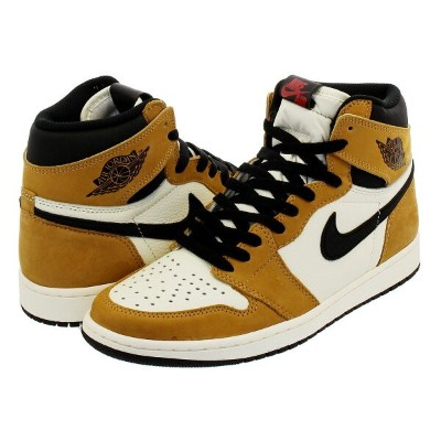 NIKE AIR JORDAN 1 RETRO HIGH OG 【ROOKIE OF THE YEAR】 ナイキ エア ジョーダン 1 レトロ ハイ OG GOLD HARVEST/BLACK...
