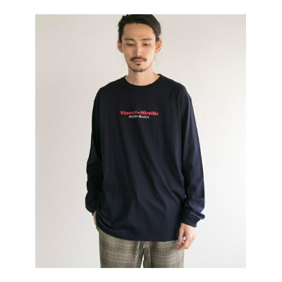 【SALE/50%OFF】URBAN RESEARCH Vincent et Mireille LONG-SLEEVE T-SHIRTS アーバンリサーチ カットソー【RBA_S】【RBA_E】