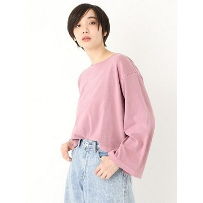 【SALE/50%OFF】niko and... (W)ピグメントロングワイドT ニコアンド カットソー【RBA_S】【RBA_E】