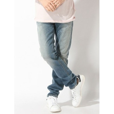 【SALE/50%OFF】nudie jeans nudie jeans/(M)Thin Finn_スリムジーンズ ヌーディージーンズ / フランクリンアンドマーシャル パンツ/ジーンズ...