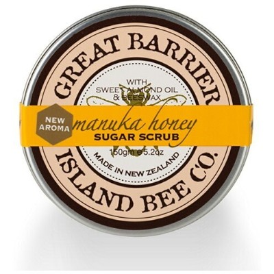 【SALE/58%OFF】GREAT BARRIER ISLAND BEE GREAT BARRIER ISLAND BEE/ ボディ スクラブ(シュガースクラブ) アントレスクエア 生活雑貨 バス...