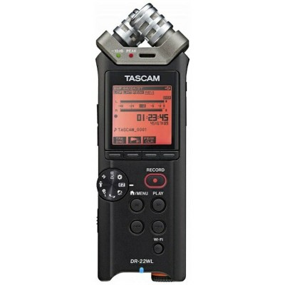 TASCAM DR-22WLVER2-J ICレコーダー [ハイレゾ対応][DR22WLVER2J]
