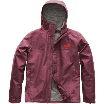 ザ ノースフェイス The North Face メンズ アウター レインコート【Venture 2 Hooded Jackets】Fig Heather/Fig Heather