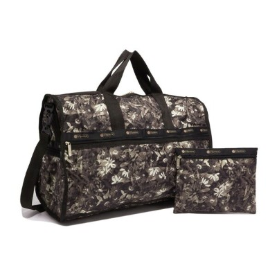 LeSportsac ボストンバッグ LARGE WEEKENDER 7185 レディース FACTORY FLORAL E315 レスポートサック【送料無料】