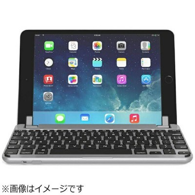 BRYDGE iPad mini 4用 BRYDGE 7.9 グレー BRY5102[BRY5102]