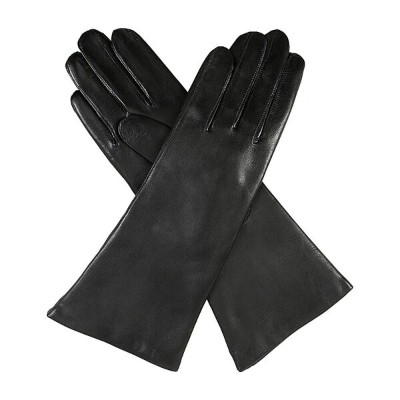 デンツ dents レディース 手袋・グローブ【helene cashmere-lined leather gloves】Black
