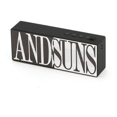 ANDSUNS (M)OPPOSITE COLOR SPEAKER アンドサンズ 生活雑貨【送料無料】