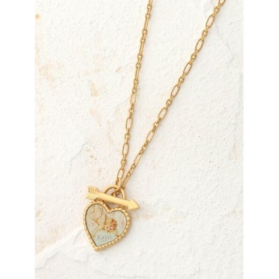 【SALE/50%OFF】Katie SWEET HEART necklace ケイティ アクセサリー ネックレス【送料無料】
