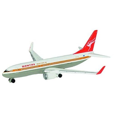 シュコー Schuco Aviation Quantas Boeing B737-800 カンタス航空 1/600スケール 403551667 (1073312)【smtb-s】