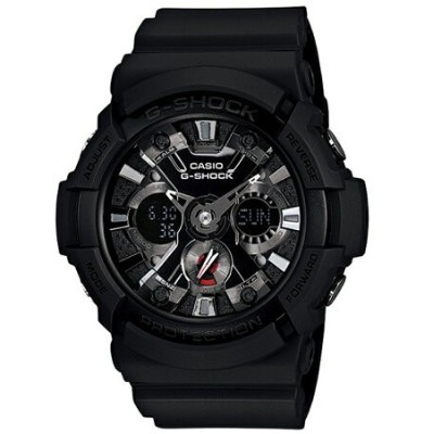 G-SHOCK/BABY-G/PRO TREK G-SHOCK/(M)GA-201-1AJF/COMBINATION カシオ ファッショングッズ【送料無料】
