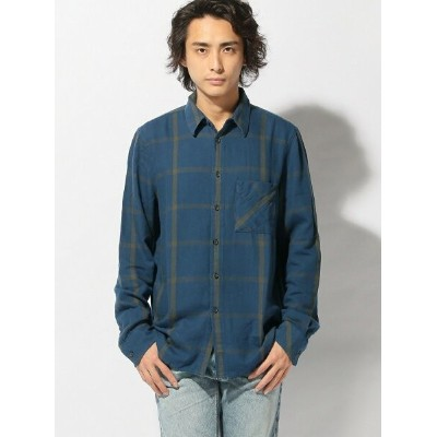 nudie jeans nudie jeans/(M)Sten ヌーディージーンズ / フランクリンアンドマーシャル シャツ/ブラウス【送料無料】