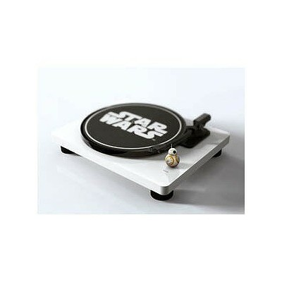 レコードプレーヤー STAR WARS ALL IN ONE RECORD PLAYER UIZZ‐6002 (ホワイト)