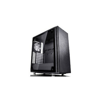 Fractal Design Define C Black Tempered Glass FD−CA−DEF−C−BK−TG