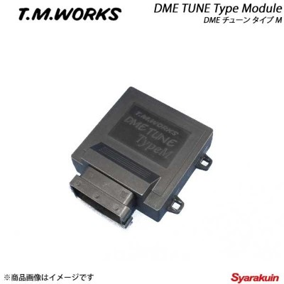 T.M.WORKS ティーエムワークス DME TUNE Type M ガソリン車用 RENAULT MEGANE ESTATE GT