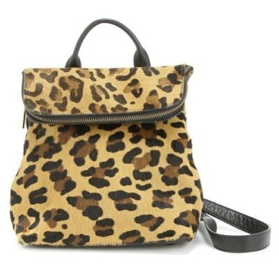 FABORSA AMORE LEOPARD BACK PACK ファボルサ バッグ【送料無料】