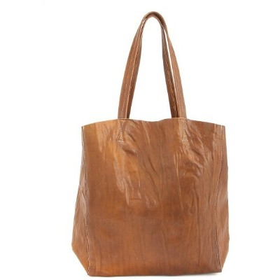 FABORSA LUCIA WHOLE LEATHER TOTE ファボルサ バッグ トートバッグ ブラウン【送料無料】