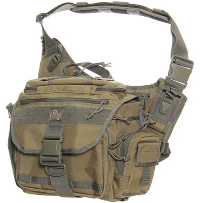 マグフォース MAGFORCE Fatboy2 Shoulderpack KHAKI FOLIAGE MF-0439