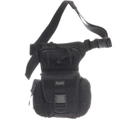 マグフォース MAGFORCE Thermite2 Waistpack BLACK MF-0427