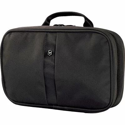 ビクトリノックス Victorinox ポーチ Lifestyle Accessories 4.0 Zip-Around Travel Kit Black/Black Logo