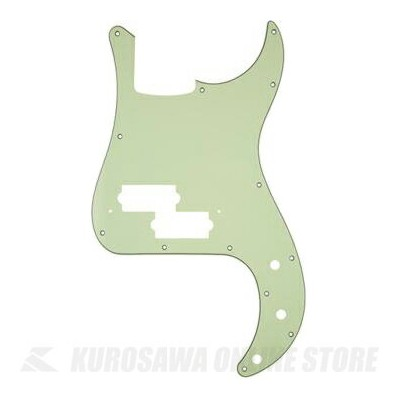 Fender Made In Japan Classic Precision Bass 13-Hole 3-Ply Mint Pickguard Made in Japan Model ...