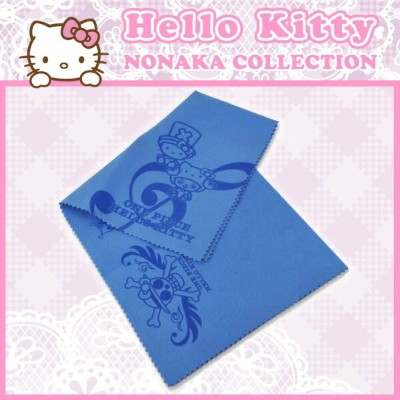NONAKA ONE PIECE x HELLO KITTY (G-CLEF)《ポリッシングクロス》【ONLINE STORE】