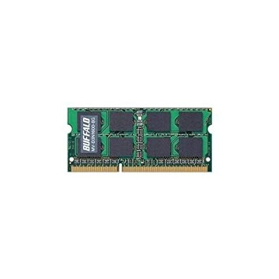 バッファロー MV-D3N1600-8G PC3-12800 204Pin DDR3 SDRAM S.O.DIMM 8GB 取り寄せ商品