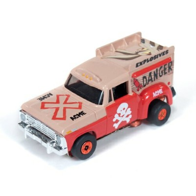 AW 1967 Ford Ice Cream Truck B Looney Tunes R11 HOスロットカー