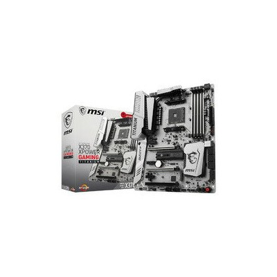 MSI X370 XPOWER GAMING TITANIUM 取り寄せ商品