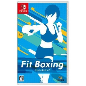 【ポイント10倍!10月15日(火)0:00〜23:59まで】Fit Boxing Nintendo Switch HAC-P-ALMAA