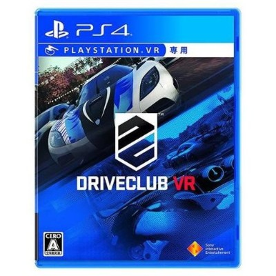 DRIVECLUB VR PS4 PCJS-50014