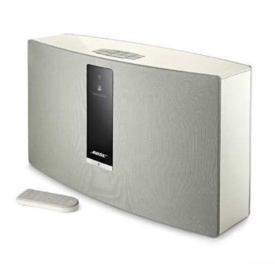Bose SoundTouch 30 Series III wireless music system (White) ワイヤレスミュージックシステム 【アウトレット品/液晶画面に問題有】 直輸入品...