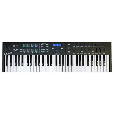 【限定色】Arturia(アートリア) / KeyLab Essential 61 Black Edition - 61鍵MIDIキーボード-【Analog Lab・Ableton Live...