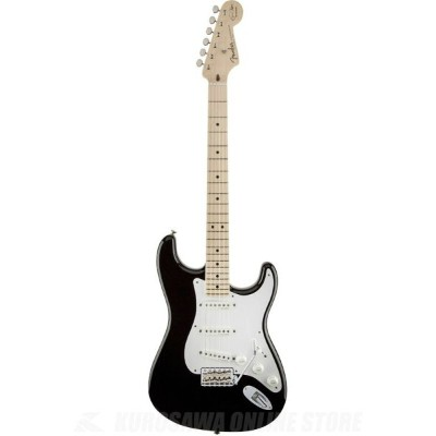 Fender Artist Series / Eric Clapton Stratocaster, Maple Fingerboard, Black《エレキギター》