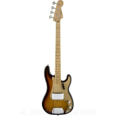 Fender American Vintage Series / American Vintage '58 Precision Bass, Maple Fingerboard, 3-Color...
