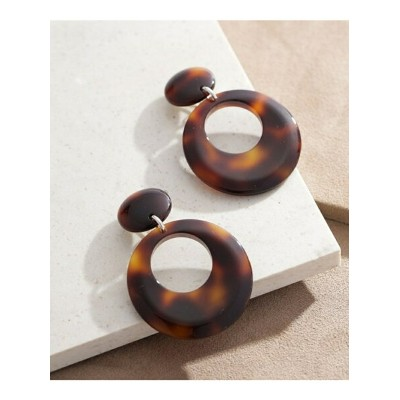 [Rakuten BRAND AVENUE]【SALE/30%OFF】Vintage Crescent EarClips on the sunny side of ナノユニバース アクセサリー...