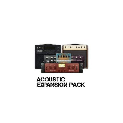 Positive Grid/BIAS FX Acoustic Pack【オンライン納品】