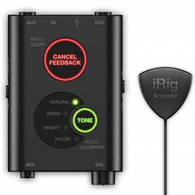 ●Ik Multimedia iRig Acoustic Stage