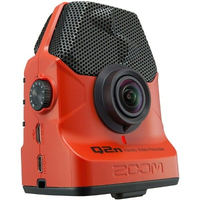 ●ZOOM Q2n Limited Edition [RED] 【大幅値下げ!】
