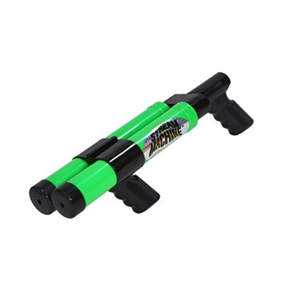 水鉄砲 ウォーターガン アメリカ直輸入 80008 Stream Machine DB-1200 Double Barrel Water Launcher (colors may vary)水鉄砲...