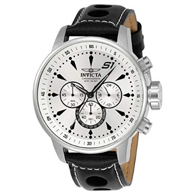 インヴィクタ インビクタ 腕時計 メンズ 23599 Invicta Men's 'S1 Rally' Quartz Stainless Steel and Leather Casual Watch...