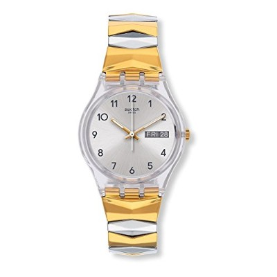 スウォッチ 腕時計 レディース GE707B Swatch Originals Tresorama Silver Dial Stainless Steel Ladies Watch...