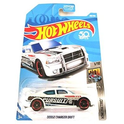 ホットウィール マテル ミニカー ホットウイール Hot Wheels 2018 50th Anniversary HW Metro Series Dodge Charger Drift ...