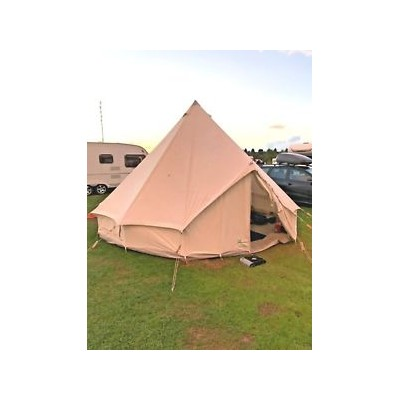 【送料無料】キャンプ用品 5mbctテント used615glamping5m bct bell tent british made high quality used 615 when...