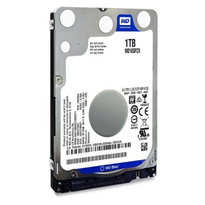 WD Blue 内蔵ハードディスク WD10SPZX 2.5インチ/1TB/5400rpmC/128MB/7mm厚 内蔵hdd WD ウエスタンデジタル パソコン PC Western...