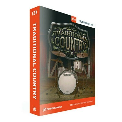 TOONTRACK EZX TRADITIONAL COUNTRY【在庫限り!アウトレット】