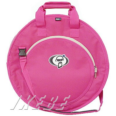 Protection Racket 《プロテクションラケット》 Cymbal Case 22 Pink ※お取り寄せ品