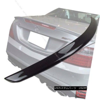 エアロパーツ Carbon Fiber Mercedes BENZ R172 A-Type Boot Rear Trunk Spoiler Wing § 炭素繊維メルセデスベンツR172...
